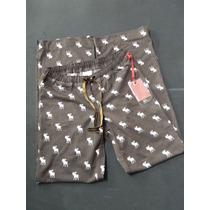 Abercrombie Pantalon Pijama Xs Dama Envio Gratis X Dhl
