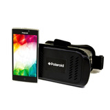Celular Polaroid 8gb 4g C550 Negro Vr Integrado Amovil