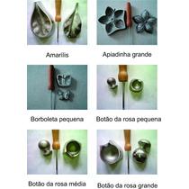 Kit De 30 Peças De Frisadores Para Flor De E.v.a.