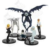 Death Note Action Figure Boneco Yagami Near L Ryuk Misa Rem
