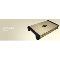 Amplificador Sound Magus Vs3500 3500 Rms Reales!! No Mmats