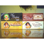 12 Cajas Sahumerios - Sai Darshan/sandalo Hindu/vainilla Y+