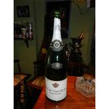 Botella De Champagña Duc De Saint Remy De 3lt. Antigua Vacia