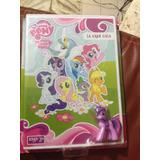 Dvd My Little Pony La Gran Gala Con Figura Incluida Hasbro