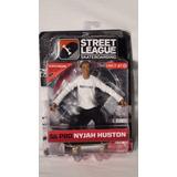 Figura Nyjah Huston Street League Skateboarding, Skate