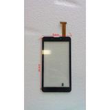 Touch Celular Zuum E60 Negro Xcl-s60002a-fpc3.0