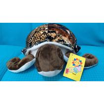 Tartaruga De Pelúcia Fofy Toys.