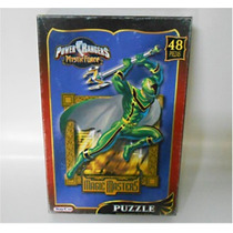 Rompecabezas Puzzle Power Rangers Mystic Force Nuevo