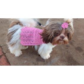 Cropet - Roupinhas E Laçinhos De Crochet Para O Seu Pet