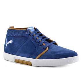 Zapatillas Puma Funist Demi 2 Hombre Azul