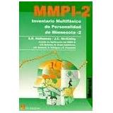 Test Mmpi 2 Totalmente Programado + Amplio Soporte Teorico!