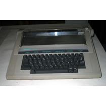 Antiga Máquina De Escrever Elétrica Sharp Pa3000