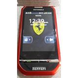 Celular Nextel Ferrari Limitado Iphone Touch Facebook