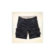 Bermuda E Shorts Moleton Hollister E Abercrombie Fitch