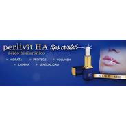 Perlivit Ha Lips Cristal Lapiz Labial X 3 Gr