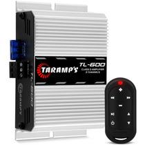 Modulo Taramps Tl 600 Mini + Controle Longa Distancia Tlc
