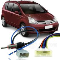 Kit De Chicote Plug Adaptador Para Nissan Livina