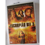 O Escorpião Rei 3 - Ação Dvd Novo Original Lacrado