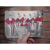 Antigua Foto Carnaval 1941 Conjunto Fantasia
