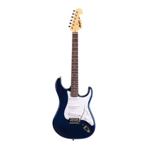 Guitarra Memphis Mg32 Azul Mt By Tagima Na Cheiro De Música