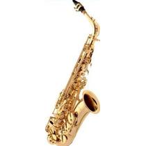 Sax Alto Eagle Sa501 Mib Na Loja Cheiro De Música Autorizada