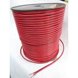 Cable Para Cornetas 2x12 Por Metro Y Rollos Al Mayor Y Detal
