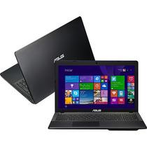 Notebook Asus X552ea-sx229h Amd Tela 15,6 - Hd 500gb Vitrine