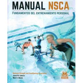 Manual Nsca Fundamentos Del Entrenamiento Personal - Coburn