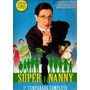 Dvd Box Super Nanny 1ª Temporada Completa