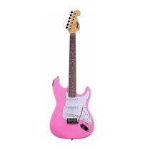 Guitarra Memphis Mg32 Rosa By Tagima Loja Cheiro De Música