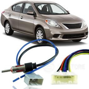 Kit De Chicote Plug Adaptador Para Nissan Versa