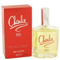 Perfume Feminino Charlie Red By Revlon 100ml Edt - Original!