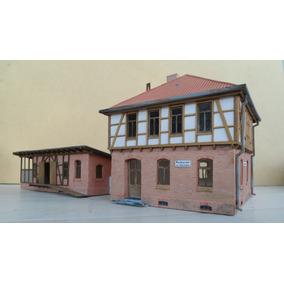 Modelos En Papel H0 Para Tren Eléctrico Marklin-roco
