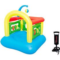 Pula Pula Inflável Infantil Jump Play Center + Bomba
