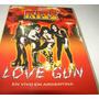 Kiss Love Gun En Argentina Live Dvd Sellado
