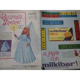 Revista Anteojito . Lamina Bagley Hada Patricia Milkibar