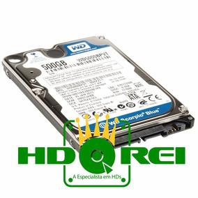 Hd 500gb - Sata - Notebook - Novo Oem - Garantia De 4 Meses.