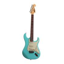 Guitarra Memphis Mg32 Surf Green By Tagima Cheiro De Música