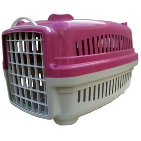 Caixa De Transporte Caes Ou Gatos N. 1 - 5 Cores