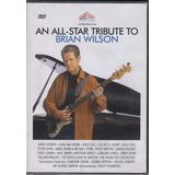 An All - Star Tribute To Brian Wilson Dvd Lacrado Original