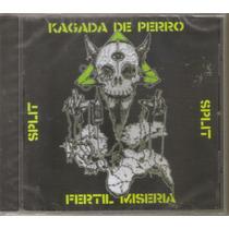 Kagada De Perro / Fertil Miseria ( Split Punk Hardcore ) Cd