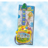 Guitarra Piano Musical Juguetes Niños Bebes Jugueteria
