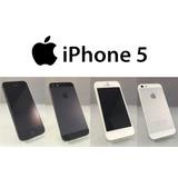 Iphone 5 32gb Libre Con Estética 9 De 10 *cualquier Chip
