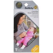 Aspirador Nasal Directo Para Bebe Safety 1st