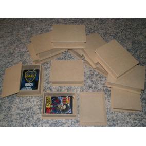 Cajas Porta Naipes , Pack De ( 10 Unidades)