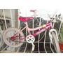 Bicicleta De Niña Ring 16 Marca Benotto Giselle