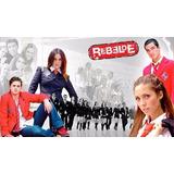 Novela Rebelde (as 3 Temporadas Completas E Dubladas)