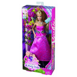 Barbie Con Vestido De Gala. Original Mattel