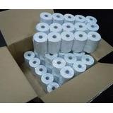 Rollos Papel Termico 79x80.caja De 30 Unidades.