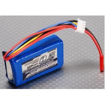 Bateria Pila Lipo 500mah 11.1v 3s 20c Turnigy